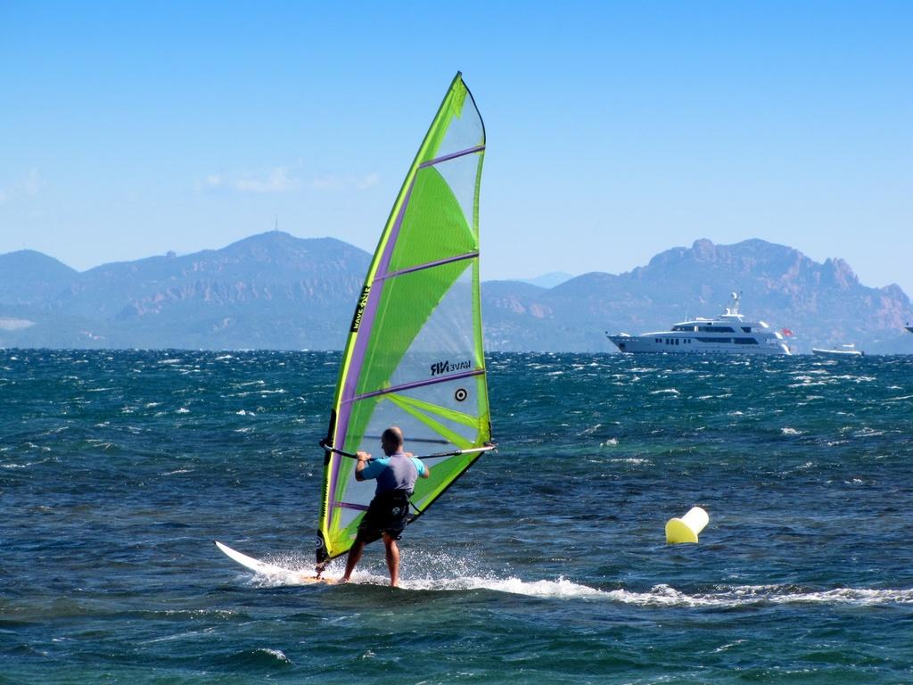 Le surf et le winsurf dans l'île d'Oléron et ses environs